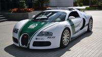 Polisi Dubai - Bugatti Veyron: US$ 4 juta (Jalopnik)