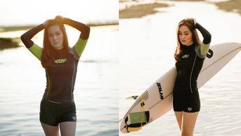 7 Gaya Sporty Jenniver Eve Pemeran Cindy Dalam Sinetron Naluri Hati Saat Olahraga