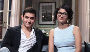Sebagai seorang istri, Kiran Rao selalu mendukung dan mengerti betul profesi suaminya, Aamir Khan.