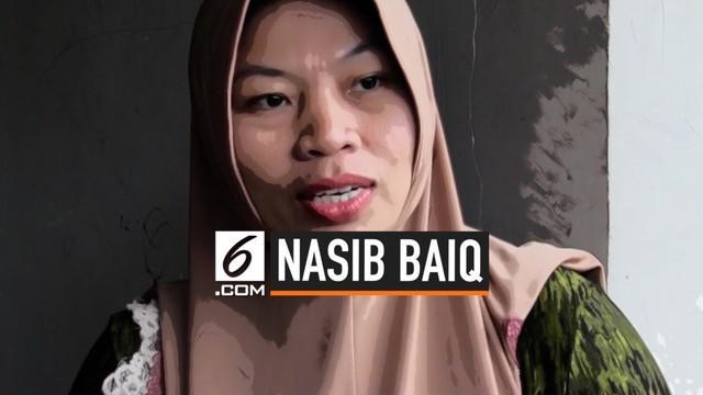 Baiq Nuril resmi menerima amnesti dari Presiden Joko Widodo. Ia ingin segera memulai hidup baru setelah terbebas dari kasusnya.