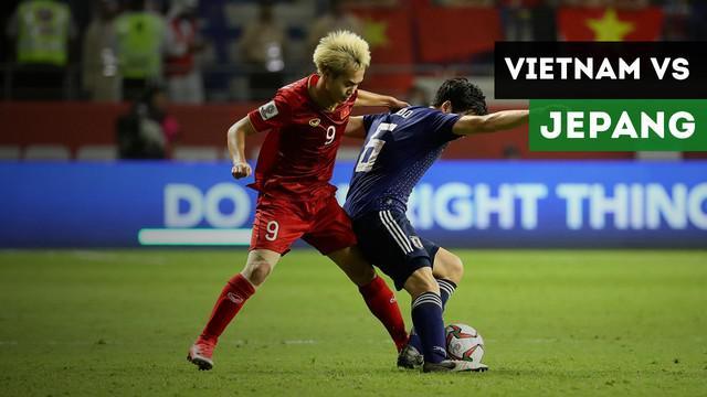 Berita video Jepang melaju ke babak semifinal usai menaklukkan Vietnam dengan skor 1-0.