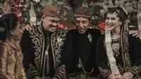Pernikahan Kahiyang Ayu dan Bobby Nasution [foto: instagram.com/allseasonsphoto]