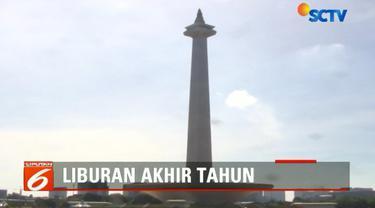 Puncak Monas menjadi daya tarik bagi para pengunjung. Karena mereka bisa melihat pemandangan Kota Jakarta secara luas.