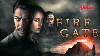 Film Firegate kini dapat ditonton di platform streaming Vidio. (Sumber: Vidio)