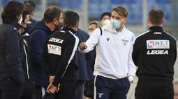 Otoritas Kesehatan Lokal (ASL) Turin mewajibkan seluruh personel Il Toro untuk menjalani karantina mandiri. (Alfredo Falcone/LaPresse via AP)