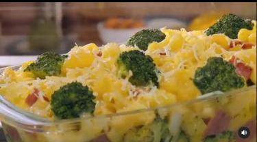 Resep Praktis Makaroni Brokoli Keju, Padat Gizi untuk Sahur dan Buka Puasa