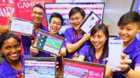 Ilustrasi SEA Games 2015 (Todayonline)