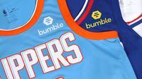 Clippers Disponsori Bumble (Dok Bumble)