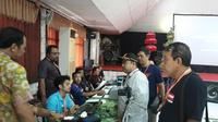 Tingkatkan partisipasi, KPU Kota Denpasar pantau perekaman e-KTP di Lapas Kerobokan