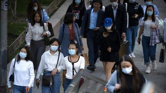 FOTO: China Laporkan Tambahan Kasus Virus Corona