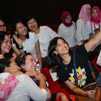 Dian Sastrowardoyo (Adrian Putra/Fimela.com)