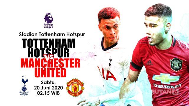 Jadwal Siaran Langsung Premier League Tottenham Hotspur Vs Mu Bola Liputan6 Com