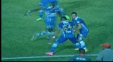Highlights Piala Presiden 2015 antara Persib Bandung vs Pusamania Borneo FC.