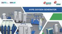 RNI group melalui Anak Perusahaan Mitra Rajawali Banjaran (MRB) berinovasi memproduksi alat kesehatan bernama Hype Oxygen Generator yang dapat memproduksi gas oksigen secara mandiri.