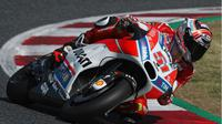 Pebalap penguji Ducati, Michele Pirro, mendapat wildcard untuk tampil pada MotoGP Italia di Sirkuit Mugello, 2-4 Juni 2017. (Motorsport)