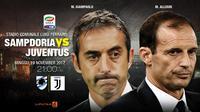 Prediksi Sampdoria vs Juventus (Liputan6.com/Trie yas)