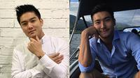 5 Gaya Boy William yang Disebut Mirip Siwon Super Junior (sumber: Instagram.com/boywilliam17 & Instagram.com/siwonchoi)