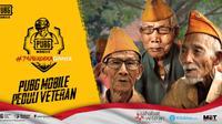 Memperingati HUT RI ke-74, PUBG Mobile mengadakan acara PUBG Mobile 74 Merdeka Dinner, yang digelar untuk para veteran (Foto: PUBG Mobile)