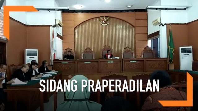 Sidang praperadilan mantan ketum PPP Romahurmuziy ditunda oleh majelis hakim. Alasannya KPK meminta waktu tambahan untuk menyiapkan barang bukti.