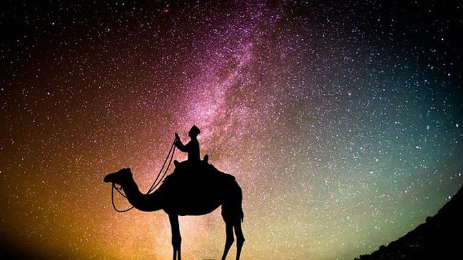 25 Ucapan Selamat Tahun Baru Islam 1 Muharram 1442 Hijriah Penuh Suka Cita Hot Liputan6 Com