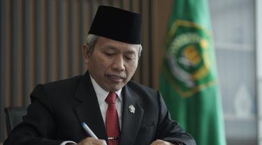 Sekretaris Jenderal Kementerian Ahama Nizar menjelaskan,  proses pendaftaran seleksi CPNS 2021 di Kemenag telah selesai.